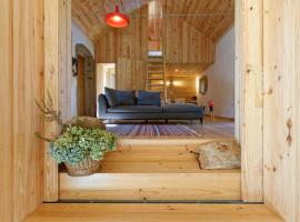 Hotel photo: Renovated farm house with relaxing sun deck