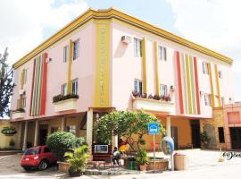 Hotel near Juticalpa