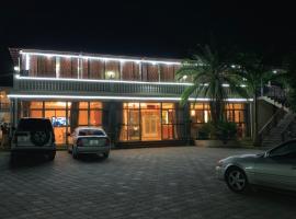 Hotel near Kitwe