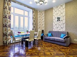 מלון צילום: Апартаменты на Гнездиковском переулке