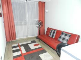 Hotel photo: Departamento amoblado, Mall Arauco Maipú