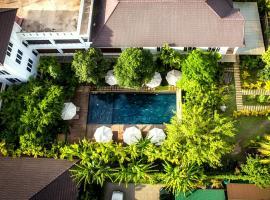 Hotel photo: La Residence Blanc D'Angkor
