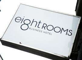 Hotel Foto: Eight Rooms