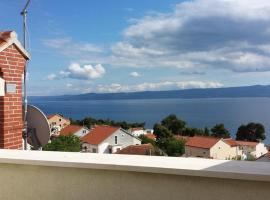 Hotel photo: Apartment in Bol with sea view, terrace, air conditioning, Wi-Fi (4203-3)