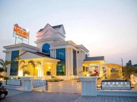 Hotel photo: Hotel SunRise Executive, Beed