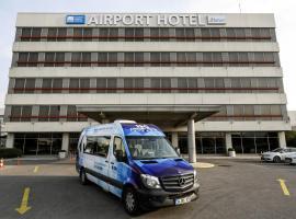 A picture of the hotel: ISG Sabiha Gökçen Airport Hotel