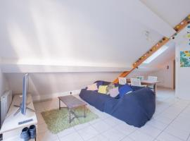 Hotel photo: New! A flat with terrace near Part Dieu