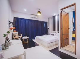 A picture of the hotel: Urban-Bamboo
