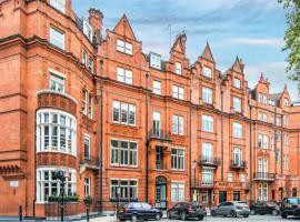 Hotel photo: 8–10 North Audley Street Apart