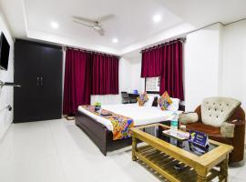 Hotel Photo: FabHotel Sachin Residency Patna