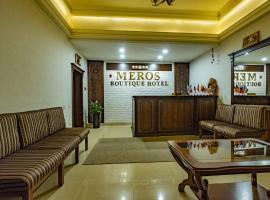 Hotel photo: Meros Boutique Hotel