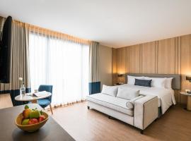 Hotel photo: The Key Premier Sukhumvit Bangkok by Compass Hospitality
