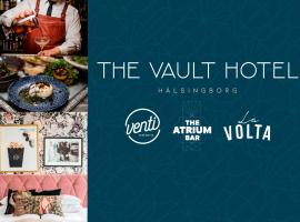 Hotel Photo: The Vault Hotel