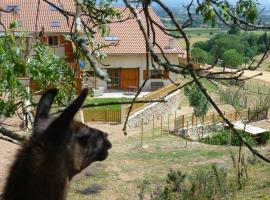 Hotel Photo: La Bruyère aux Lamas