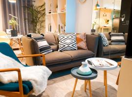 A picture of the hotel: Tropical Scandinavian Condo Space