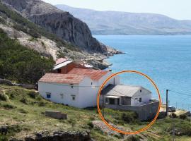 Hotel photo: Metajna Apartment Sleeps 4 Air Con WiFi