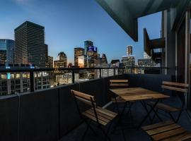 Hotel photo: The Apple Theory Downtown Denver