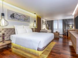 Hotel photo: Swissotel Hotel Phuket Patong Beach