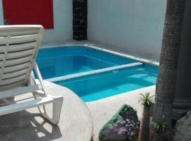 Hotel photo: Casa La Cascada Cuernavaca