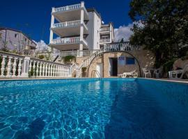 Hotel photo: Apartment Crikvenica, Vinodol 7