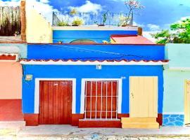Hotel near Cuba