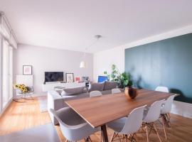 Fotos de Hotel: New! A flat with Balcony near Croix Rousse