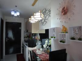 Hotel photo: HomeUnit Staycation @Bamboo Bay Residences