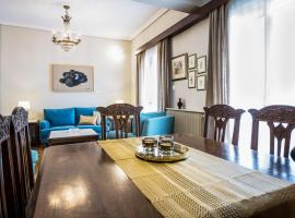 Hotel Photo: Amazing 2 storey apartment for 7 people in Thessio