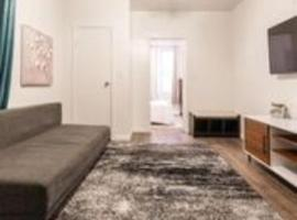 Hotel photo: Private Apt just 10 min from Newark International Airport