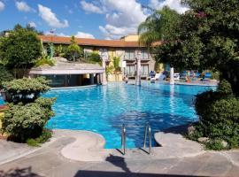 Hotel photo: Gran Hotel Hacienda De La Noria