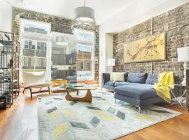 Hotel photo: Broughton Jewel - One Bedroom Apartment