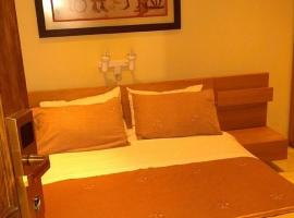 Hotel near Lubango