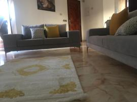 Hotel photo: appartement S+3 lac 1