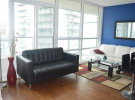 A picture of the hotel: NEW Luxury Condo - Lake Shore View with PARKING