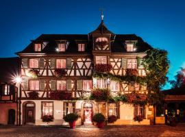 Hotel near Frankrike