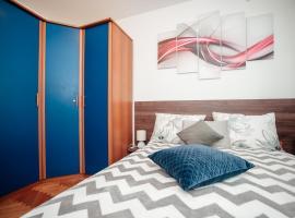 Hotel photo: Apartment Blue Zagreb