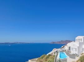 Hotel photo: Oia Villa Sleeps 8 Pool Air Con WiFi