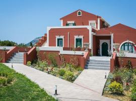 Hotel near Cephalonia