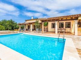 Hotel photo: es Barcares Villa Sleeps 4 Pool Air Con WiFi