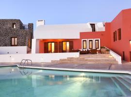 Hotel photo: Ano Vourvoulos Villa Sleeps 10 Pool Air Con WiFi