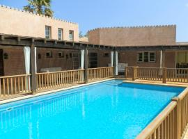 ホテル写真: Sant Lluis Villa Sleeps 12 Pool Air Con WiFi