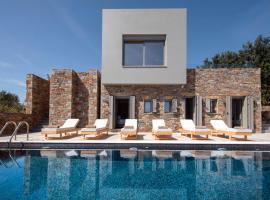 Hotel photo: Katsikia Villa Sleeps 6 Pool Air Con WiFi