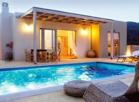 Hotel photo: Katsikia Villa Sleeps 4 Pool Air Con WiFi