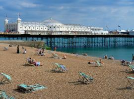 A picture of the hotel: The City of Brighton and Hove Villa Sleeps 32 WiFi