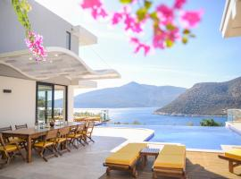 Hotel photo: Kalkan Villa Sleeps 10 Pool Air Con WiFi
