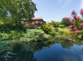 Hotel photo: Siorac-en-Perigord Villa Sleeps 10 Pool WiFi