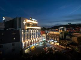 Hotel near ควังจู