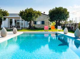 Hotel photo: Campanella-Gianforma Villa Sleeps 10 Pool WiFi