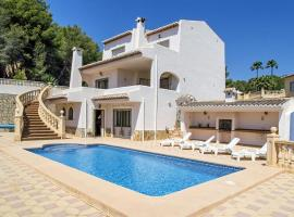 Hotel photo: Benissa Villa Sleeps 8 Pool Air Con WiFi