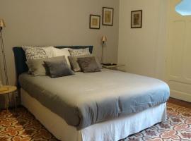 Fotos de Hotel: Chambre côté jardin